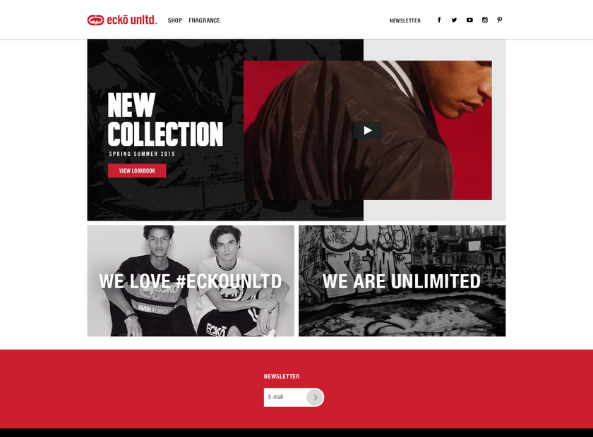 MEE Direct LLC homepage screenshot