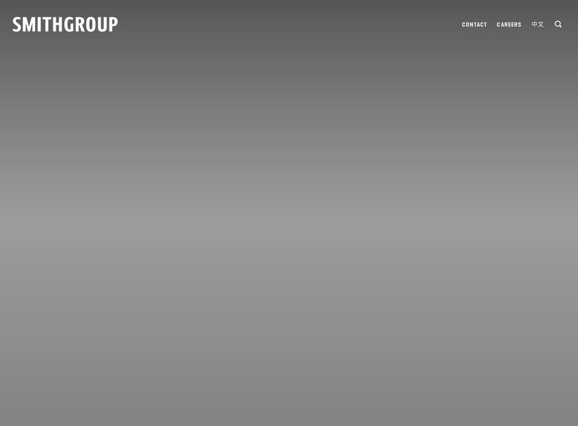 SmithGroup Inc homepage screenshot