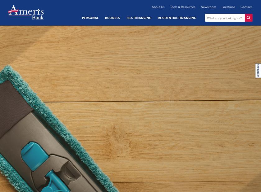 Hamilton State Bank Inc homepage screenshot