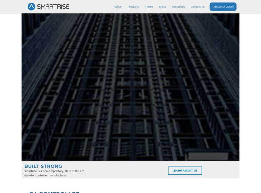 Smartrise Engineering, Inc. homepage screenshot
