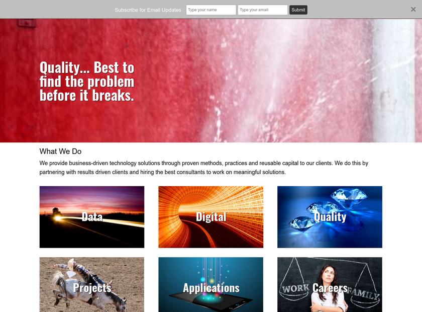 C2 IT Solutions LLC homepage screenshot