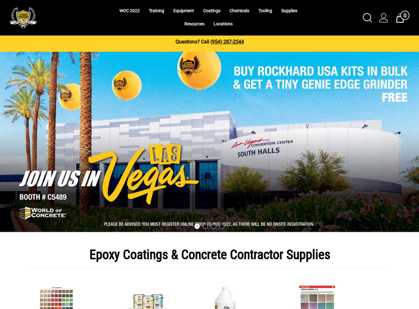 Xtreme Polishing Systems LLC homepage screenshot
