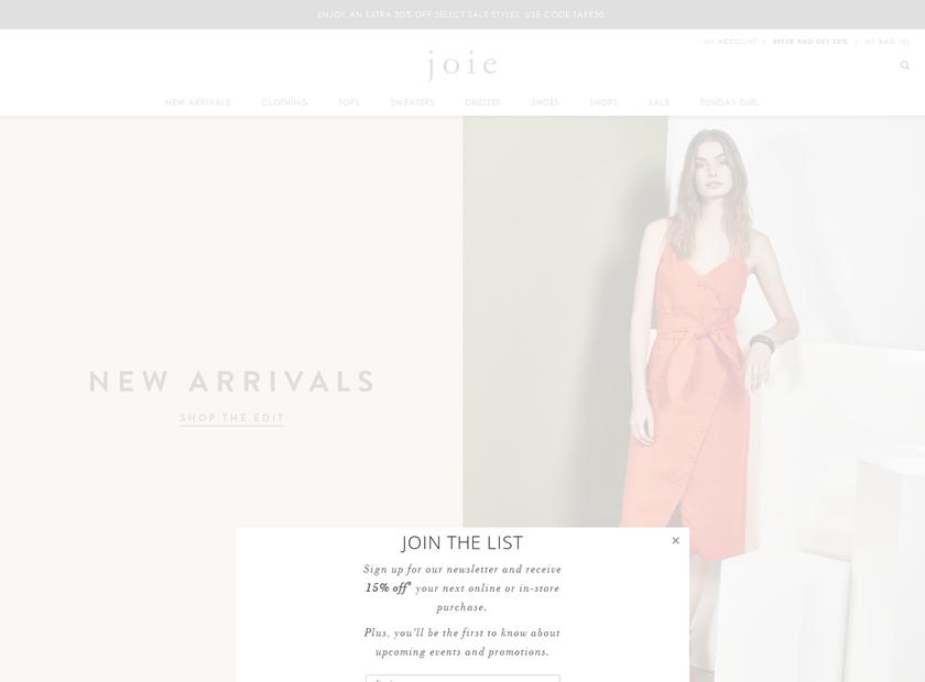 Dutch LLC homepage screenshot