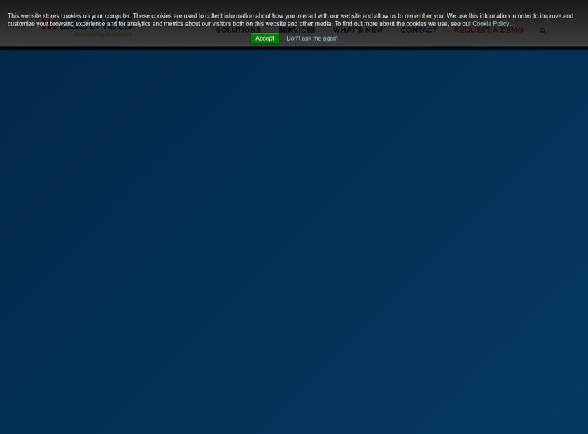 EastNets homepage screenshot