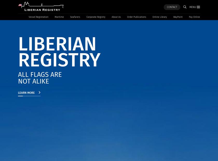 LISCR LLC homepage screenshot