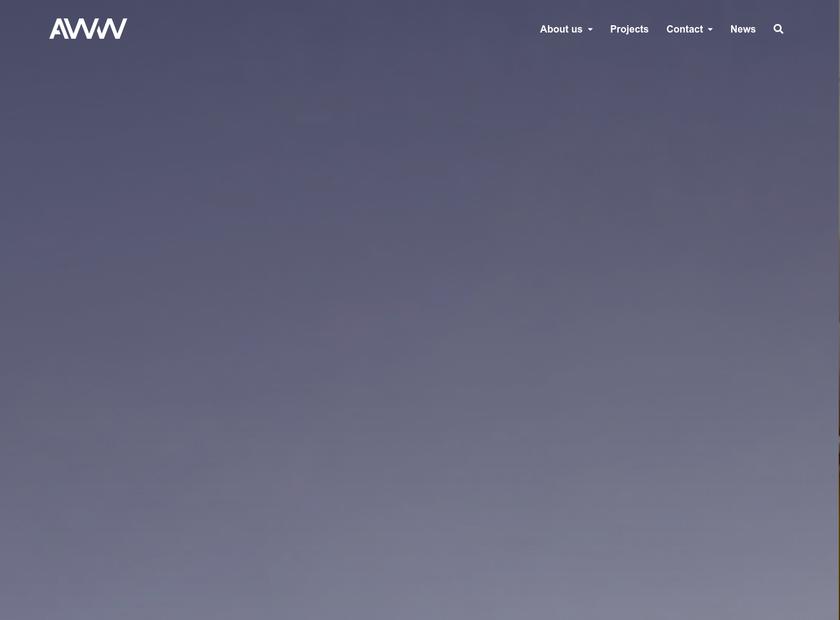 Atkins Walters & Webster Ltd homepage screenshot